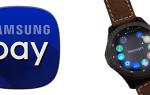 Samsung Pay для смарт-часов Gear S3
