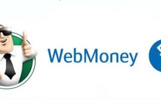 Заработок на ВебМани: способы заработать деньги