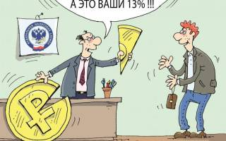 Что такое налоговый вычет